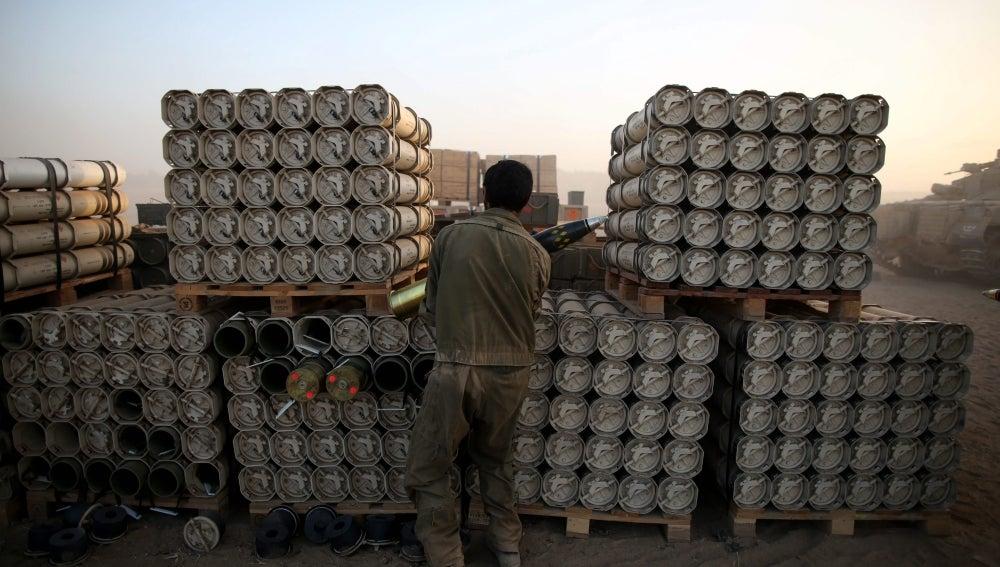 EEUU ha enviado munición adicional a Israel