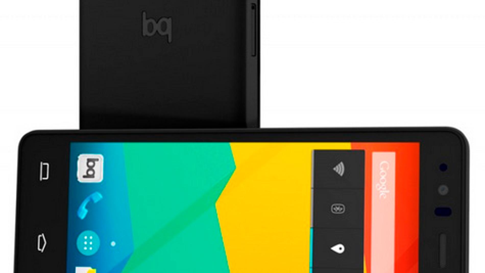 BQ E5 HD