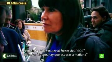 Perfil de Micaela Navarro en laSexta Noche