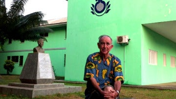 Miguel Pajares, de 75 años, permanece aislado en un hospital de Liberia