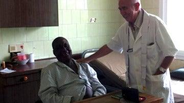 Miguel Pajares, el sacerdote español que padece el virus del Ébola