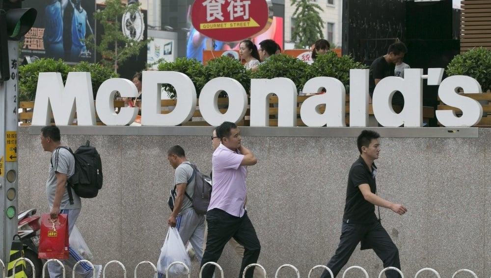 McDonalds en Pekín