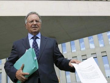 Miguel Bernard, presidente de Manos Limpias