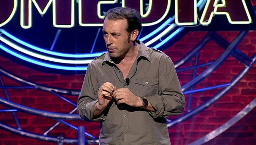 Antonio Molero en 'El Club de la Comedia'