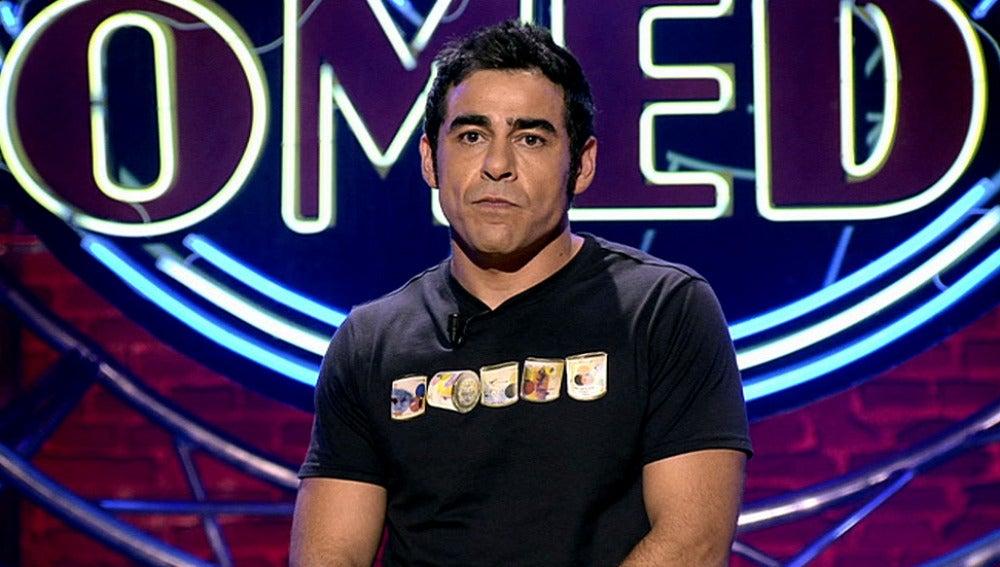 Pablo Chiapella en 'El Club de la Comedia'