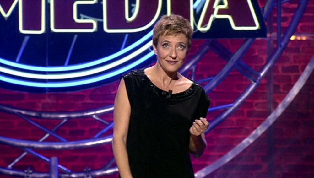 Eva Hache en 'El Club de la Comedia'