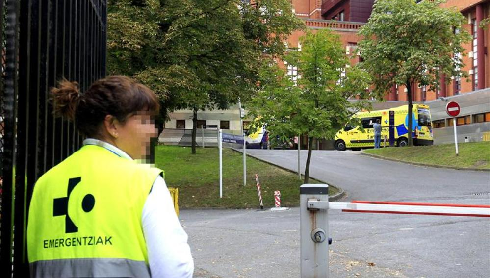 Activan el protocolo preventivo por Ébola en un hospital de Bilbao