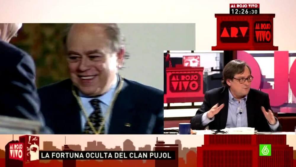 Francisco Marhuenda sobre Pujol