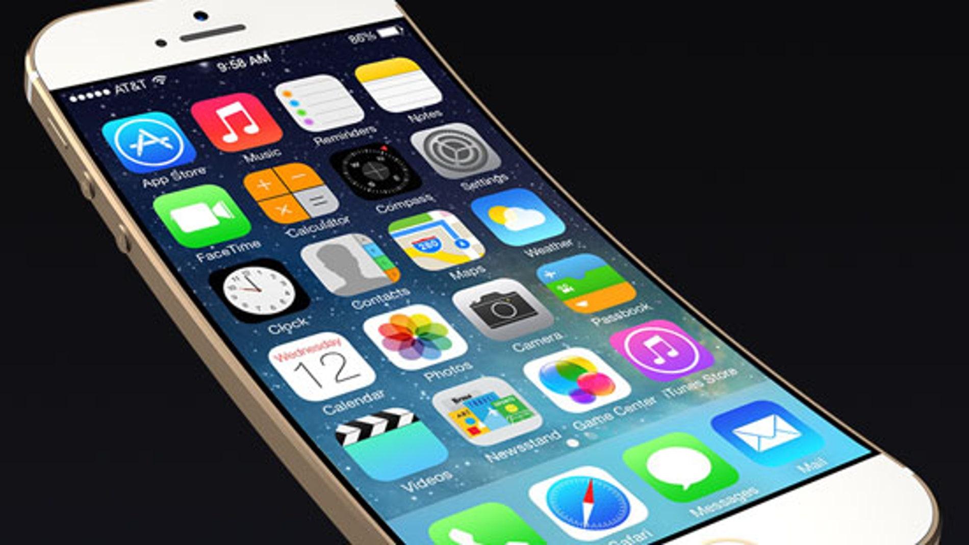 Curvas iPhone 6