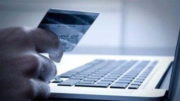 Pago con tarjeta a través de internet