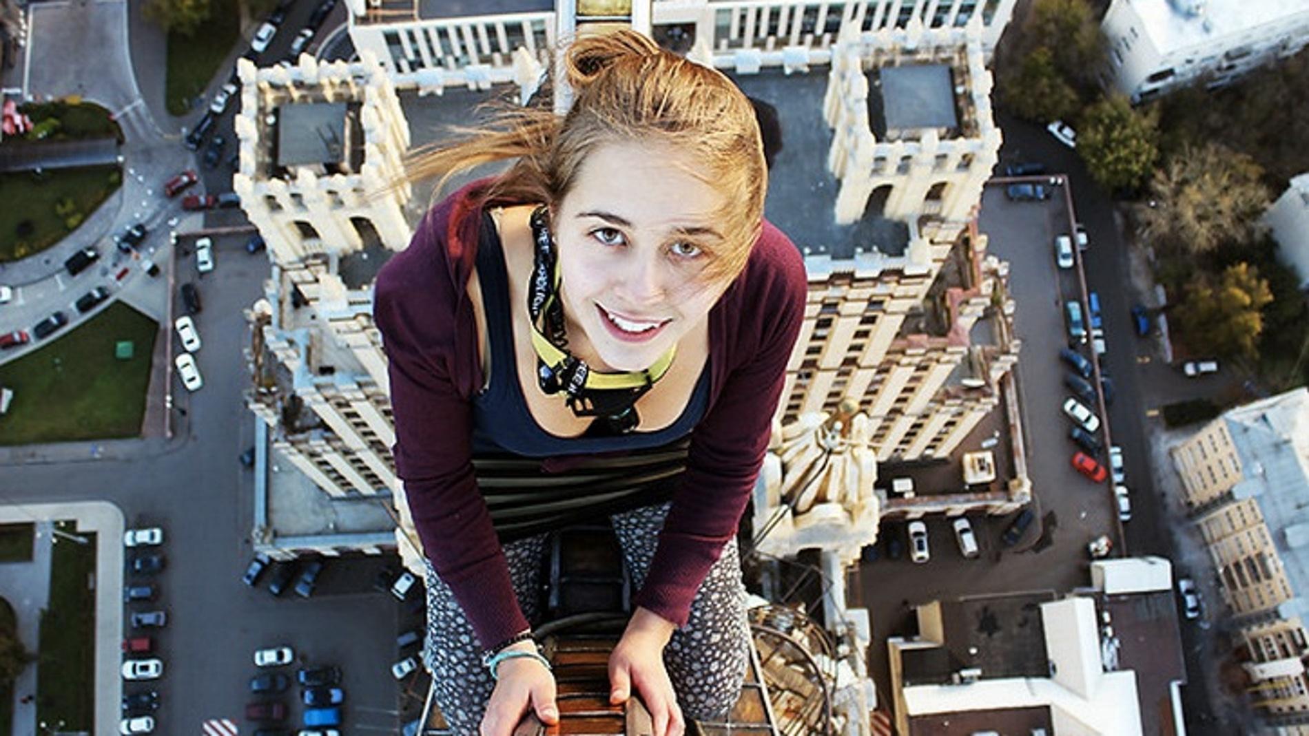 Xenia Ignatyeva cayó desde un puente tras hacerse un selfie