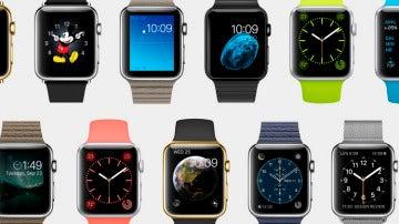 Las múltiples caras de Apple Watch