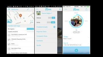 Así es Rove, el diario automático en forma de app
