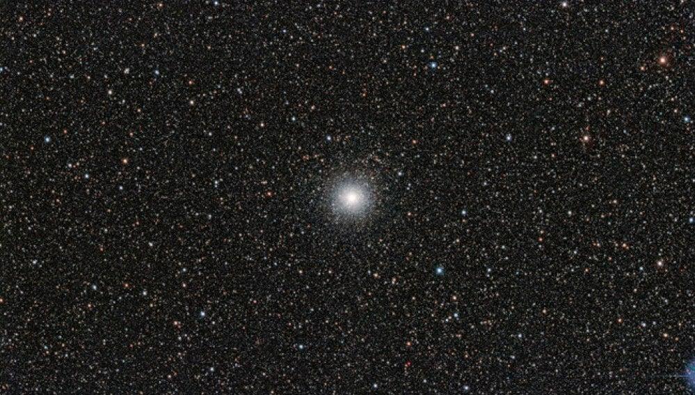 Imagen del cúmulo globular Messier 54, satélite de la Galaxia Enana de Sagitario