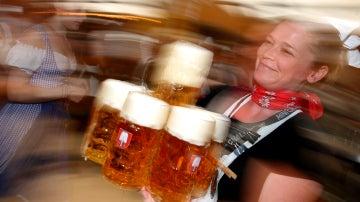 Litros y litros de cerveza hasta el 5 de octubre