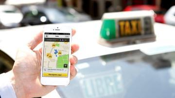 Uber Hailo Cabify