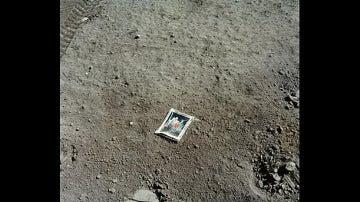 Objetos por el espacio