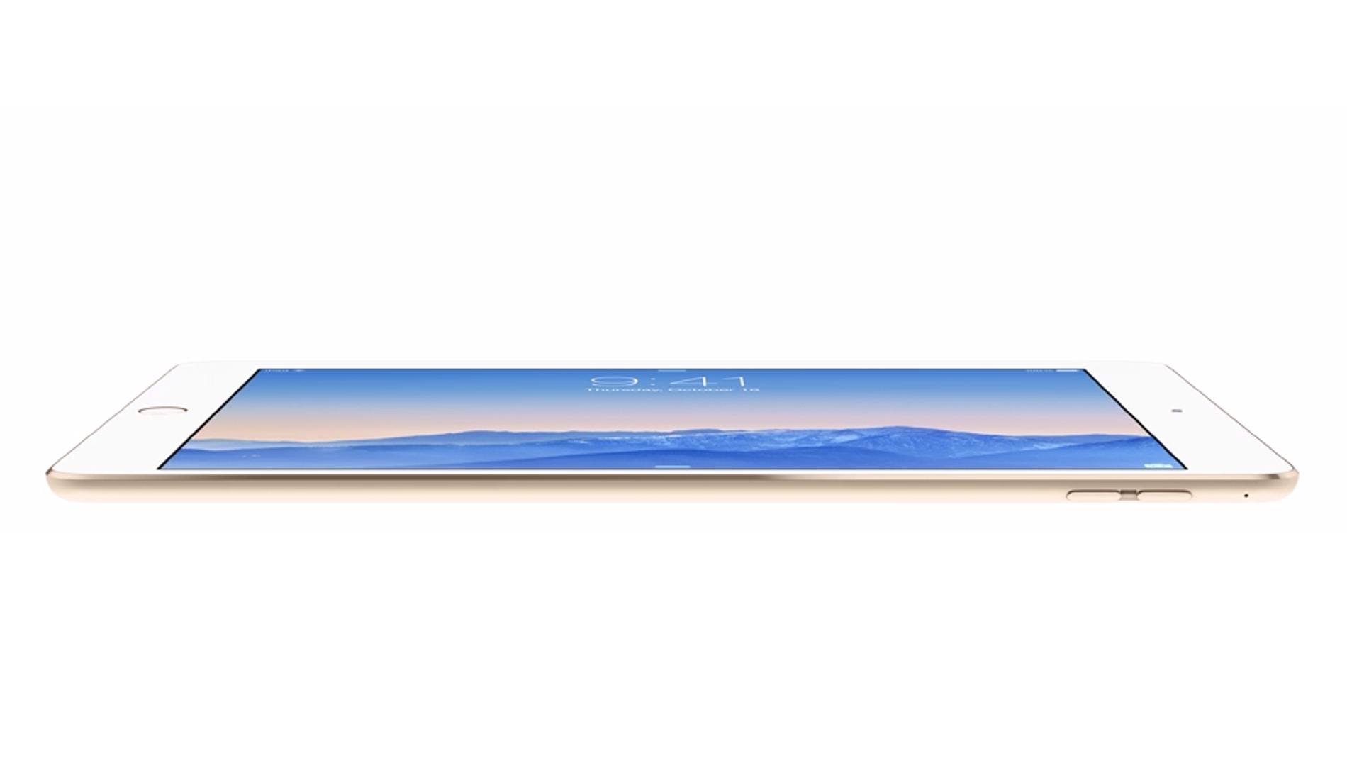 El nuevo iPad Air 2