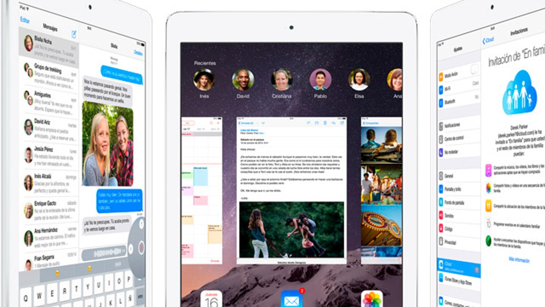Nuevo iPad Air 2