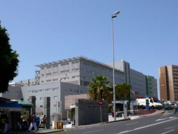 Hospital tinerfeño de La Candelaria.