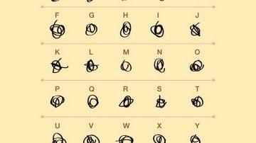 Caligrafía para médicos
