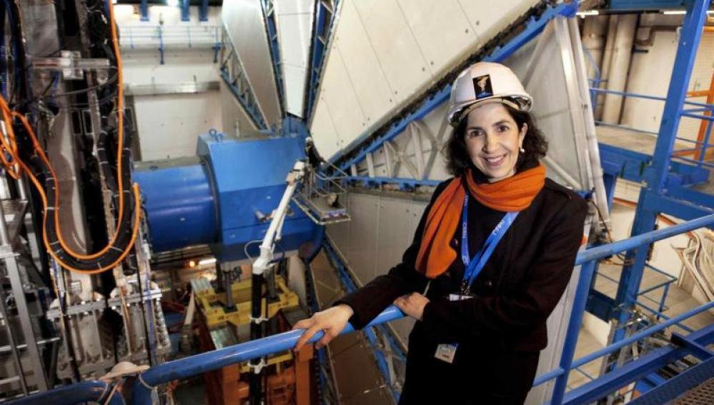 Fabiola Gianotti, nueva directora del CERN