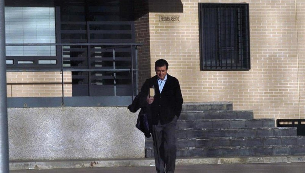 Jaume Matas sale de prisión con un permiso de fin de semana