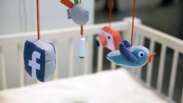 Juguete niños redes sociales