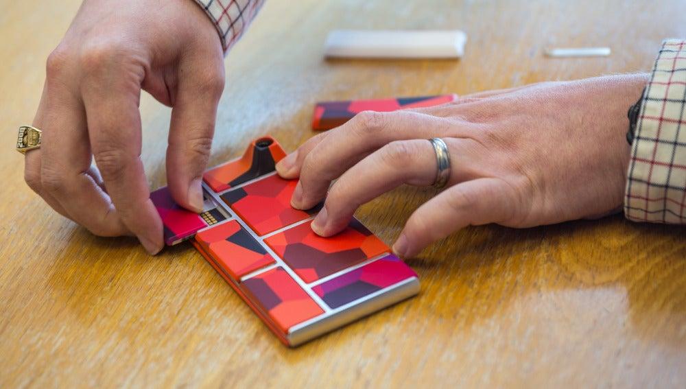 Project Ara, el móvil desmontable
