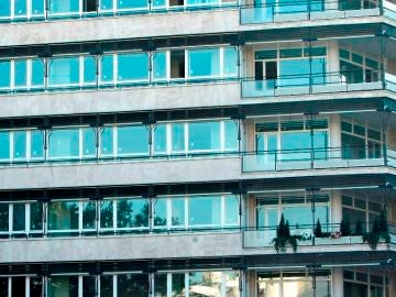 Bloque de pisos (Archivo)