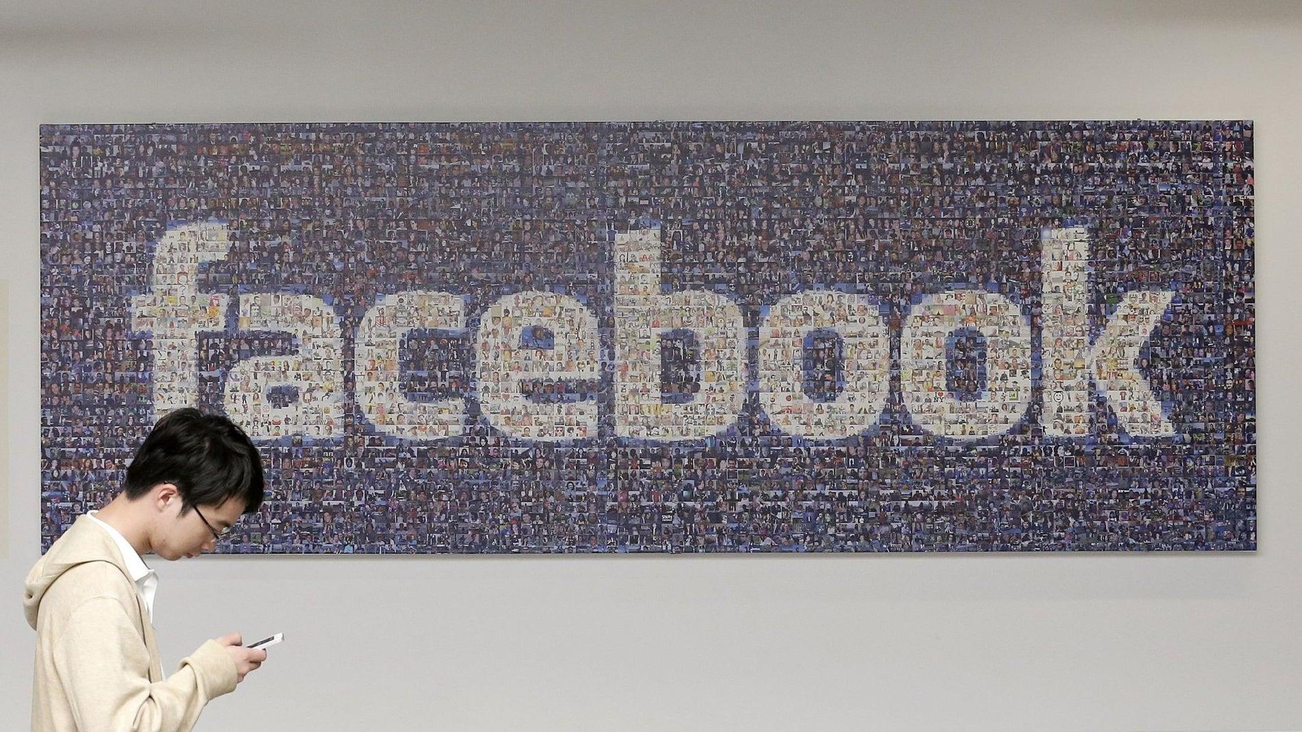 Mosaico de Facebook