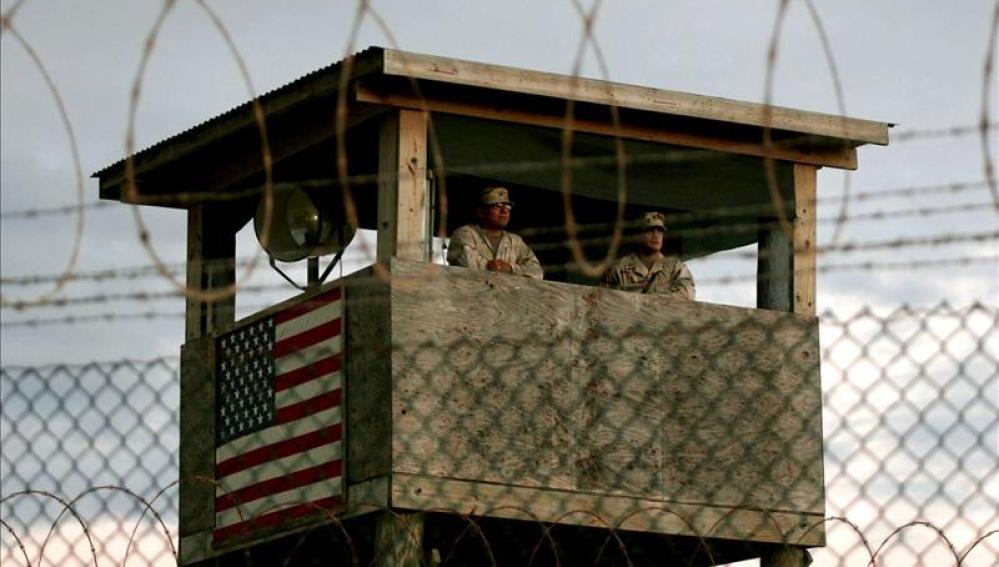 La prisión de Guantánamo