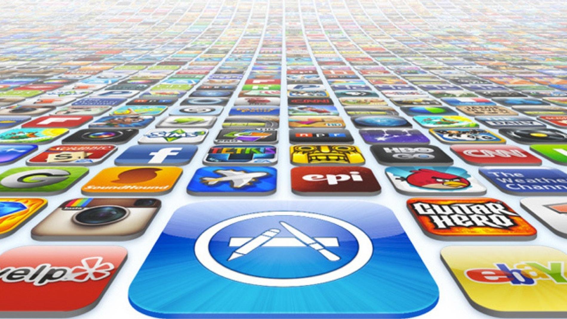 Mercado de aplicaciones móviles