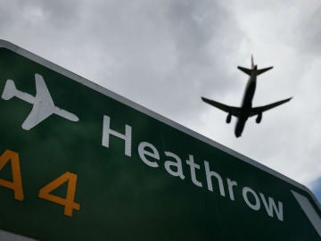 Aeropuerto de Heathrow en Londres