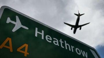 Aeropuerto de Heathrow en Londres
