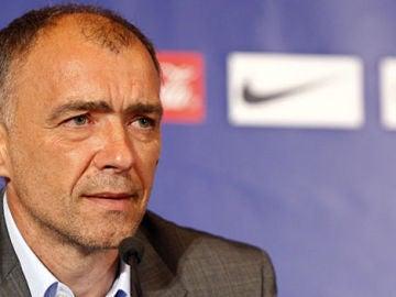 Milinko Pantic, exjugador del Atlético de Madrid