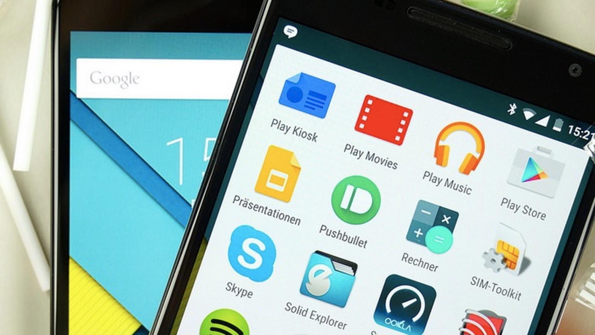 Apps para todos los gustos seleccionadas por Google