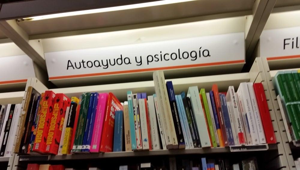 Libros de ciencia mezclados con manuales de autoayuda