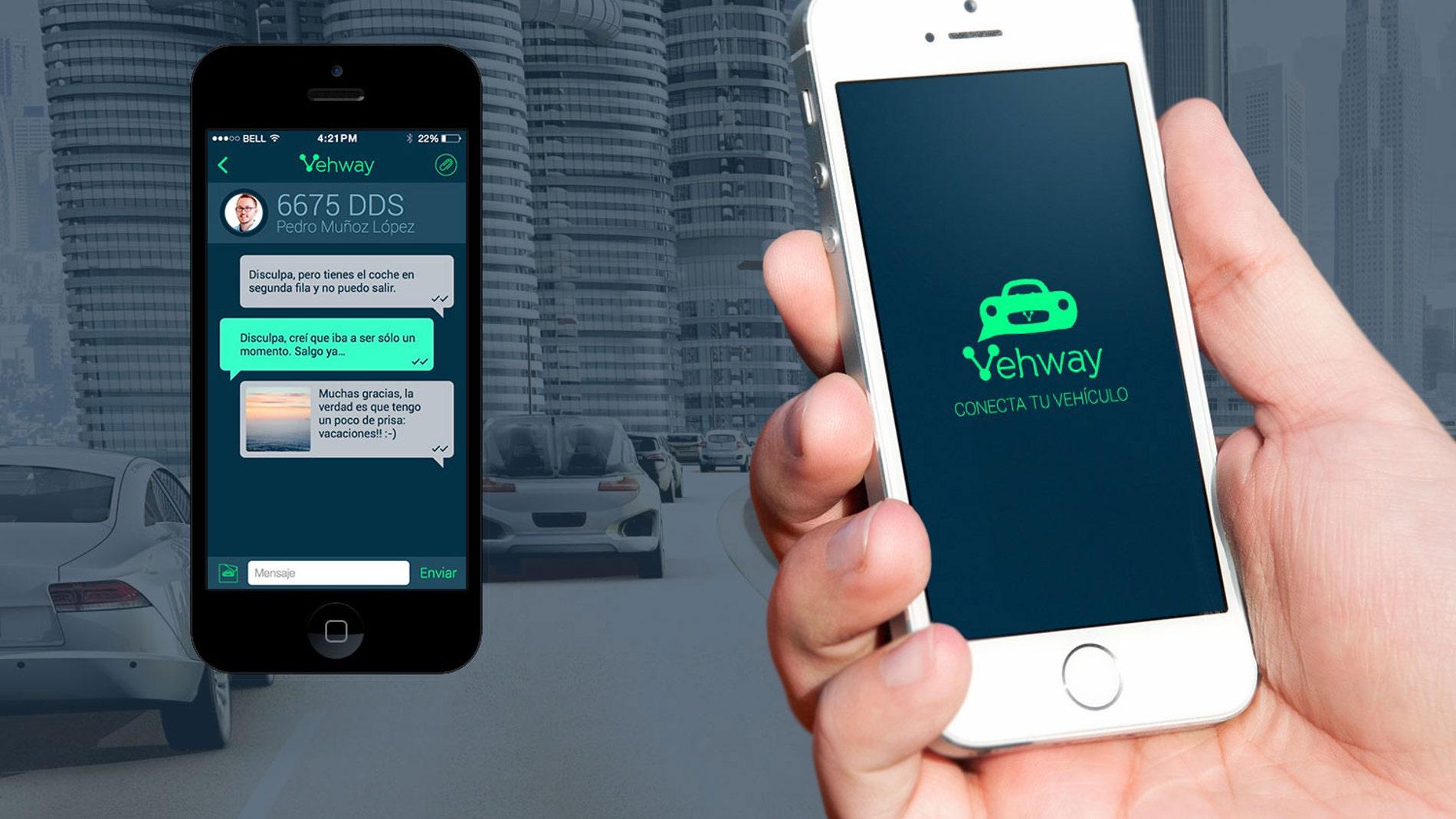 El Whatsapp que habla con los coches
