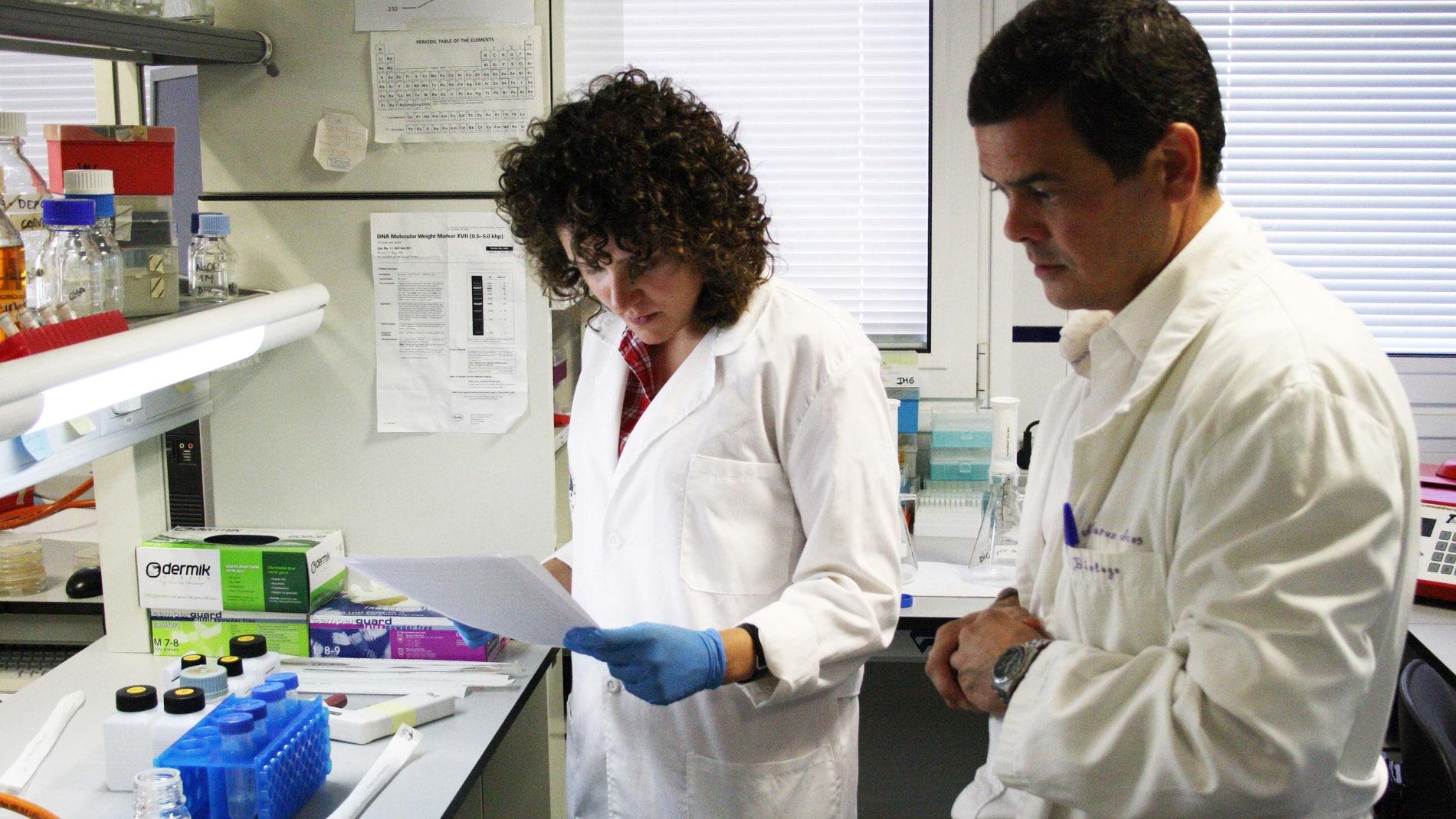 Investigadores de la Unidad de Inmunogen