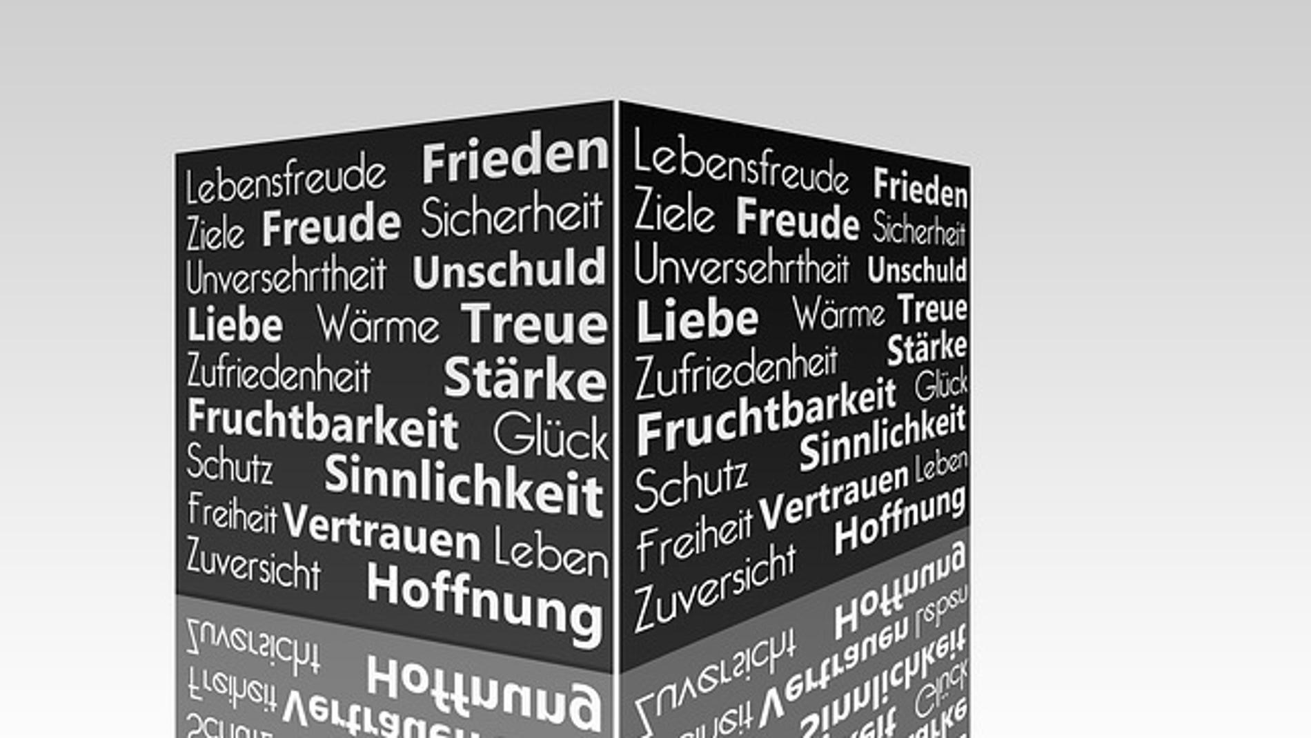 Distintas tipografías