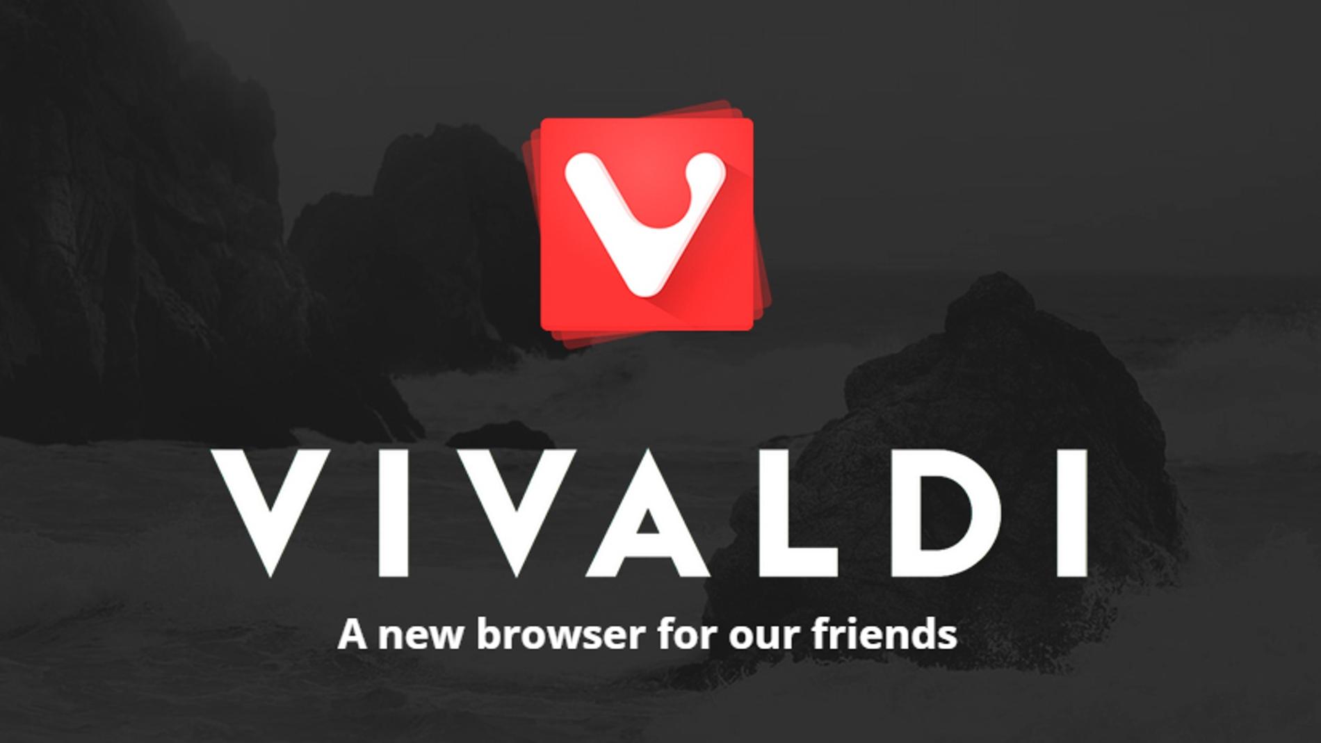 Nueva imagen corporativa de Vivaldi