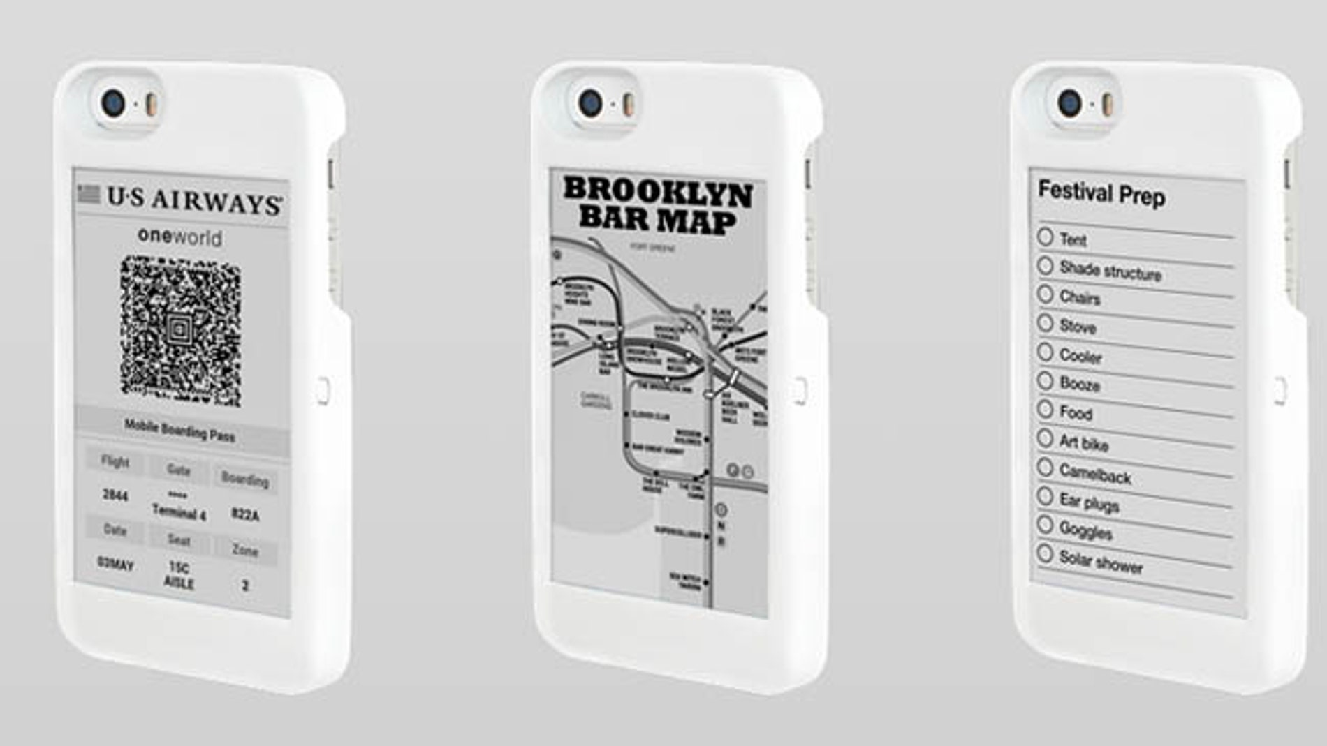 Funda para el iPhone PopSlate