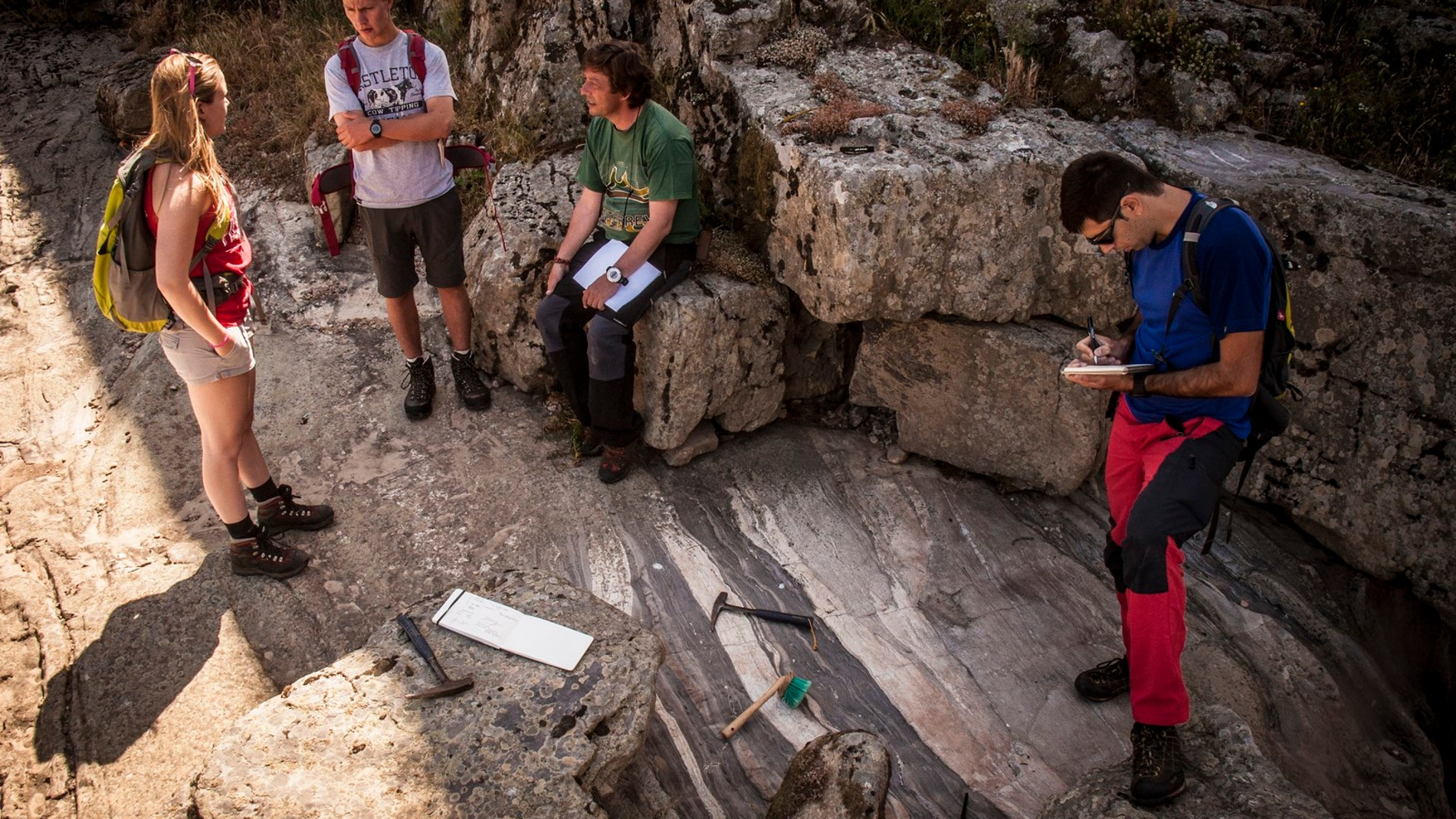 Muestras geológicas de Salamanca, Zamora