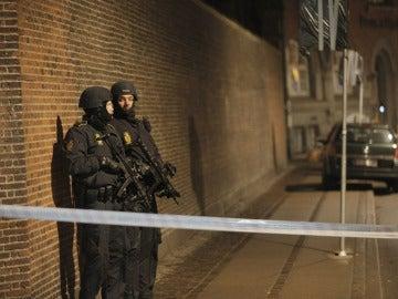 Policía danesa