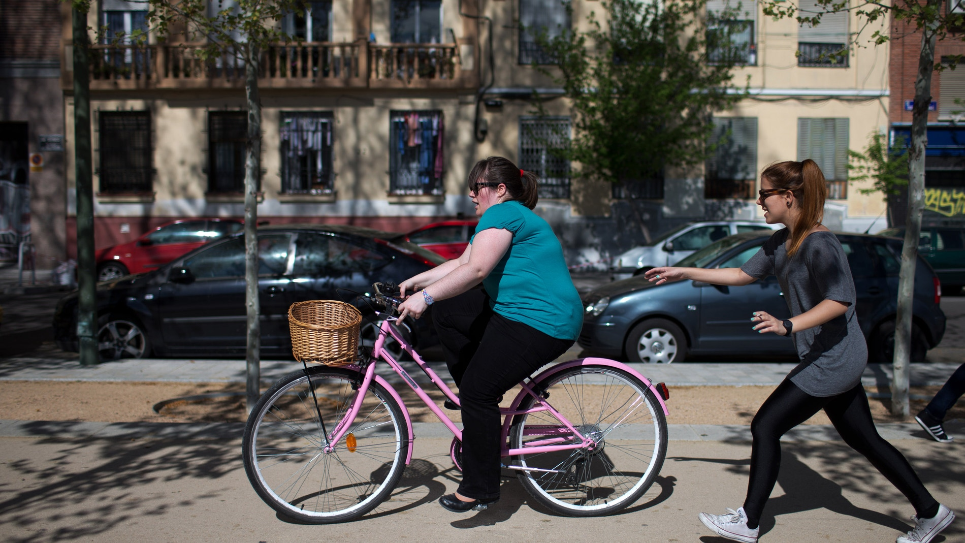 Moverse en bicicleta combate el sobrepeso