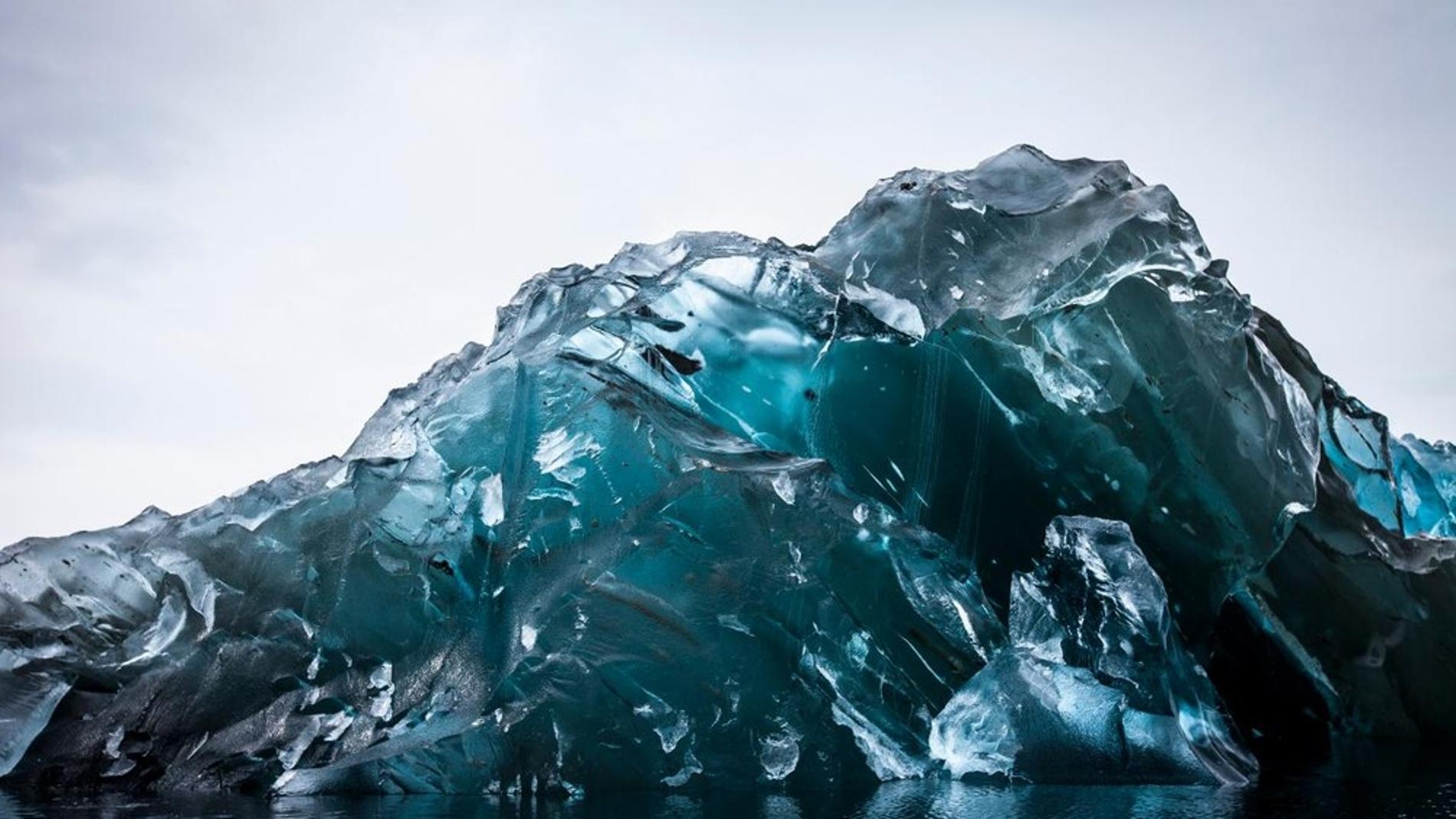 La cara oculta de los icebergs