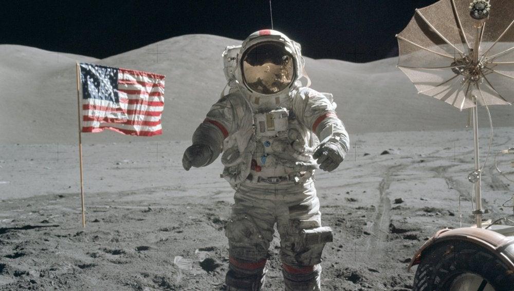 Eugene Cernan, el último hombre que pisó la Luna