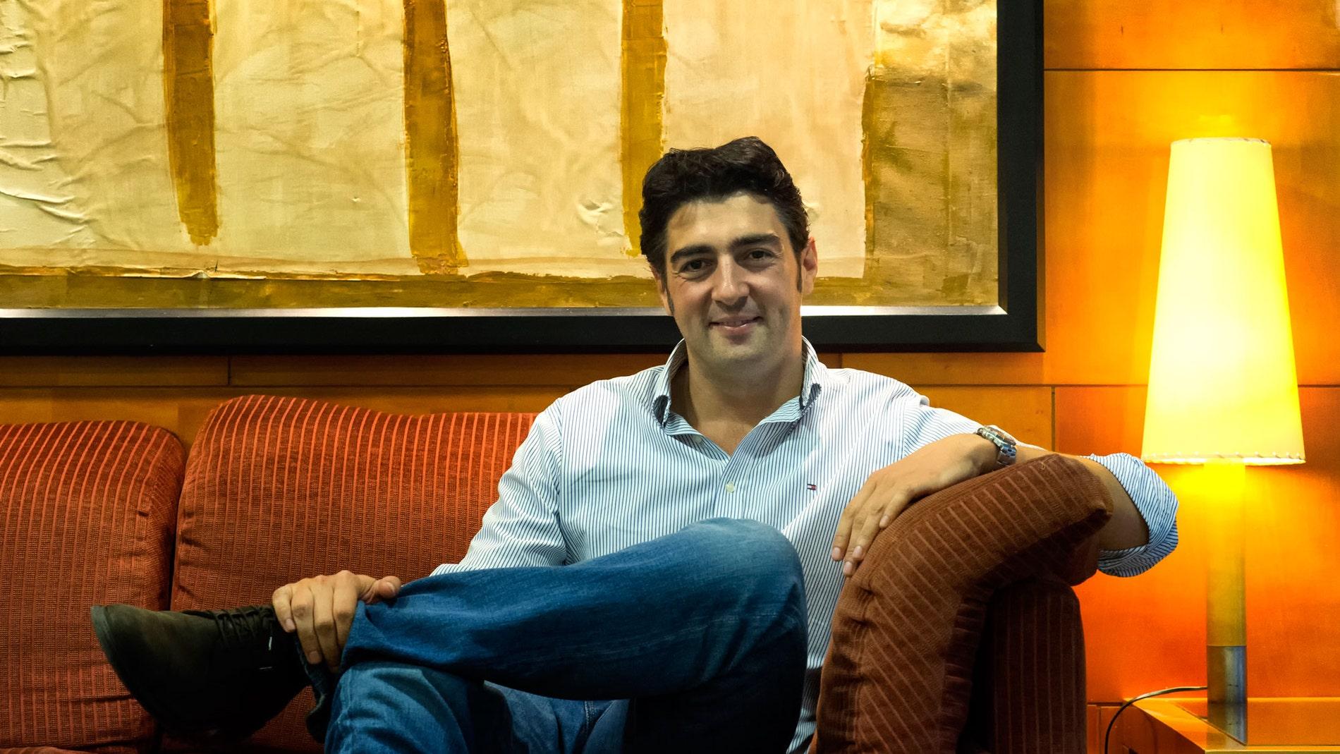 Javier Andrés, CEO de Ticketea