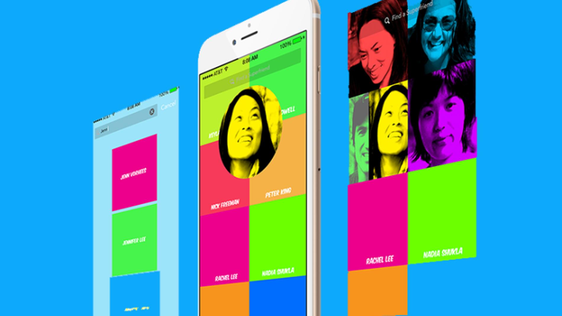 Pop, una app de mensajería con vídeos cortos
